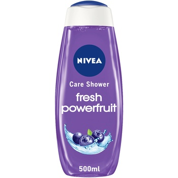Nivea Powerfruit Fresh Shower Gel 500ml
