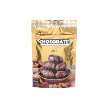 Chocodate Exclusive Real Milk 100g Pouch