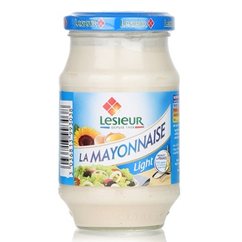 Leiseur Mayonnaise Low Fat 250ml