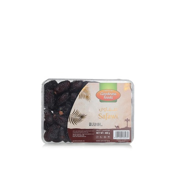 Goodness Foods Safawi Dates 400g