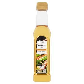 Tesco Stir Fry Oil 250ml