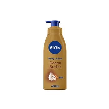 NIVEA Body Care Body Lotion Cocoa Butter Dry Skin 400ml