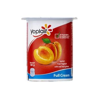 Yoplait Fresh & Creamy Apricot Yoghurt 120g