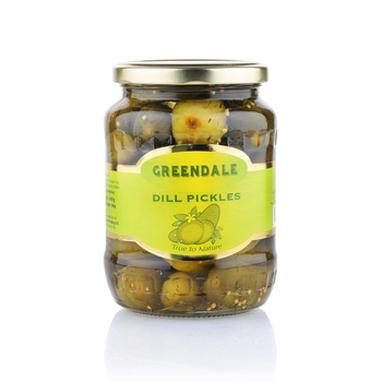 Greendale Dill Pickles 380g