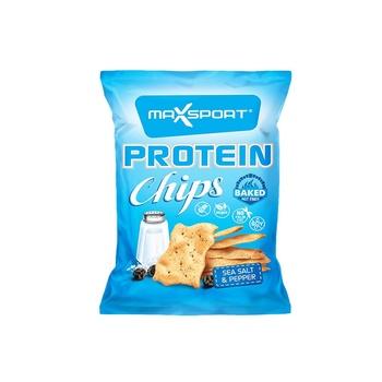 Maxsport Protein Chips Sea Salt 45Gm