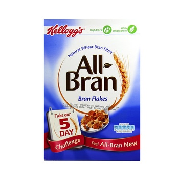 Kelloggs Bran Flakes All Bran 500g