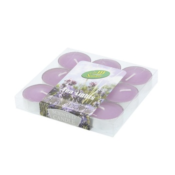 Samar Tea Light Candle 9s Pack- Lavender