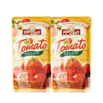 Mama Sita Tomato Sauce 2x200g