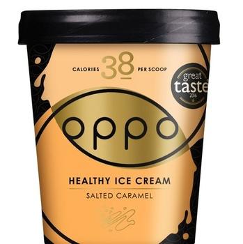 Oppo Salted Caramel Ice Cream500 ml