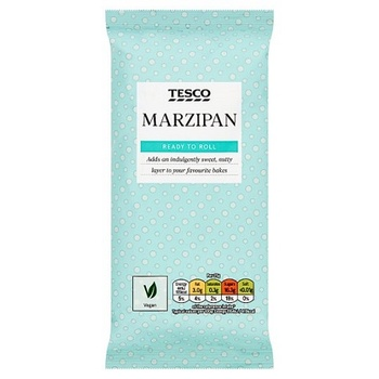 Tesco Natural Marzipan 500g