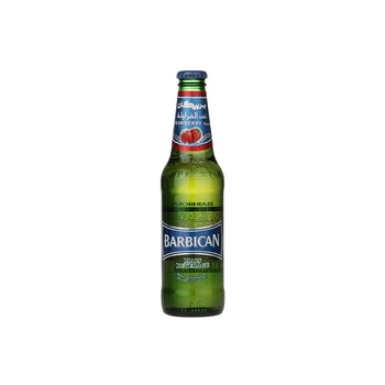 Barbican Malt Beverage Strawberry Non Alcoholic 330ml