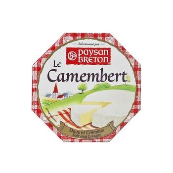 Payson Breton Le Camembert Cheese 125g
