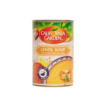 California Garden Lentil Soup 430g
