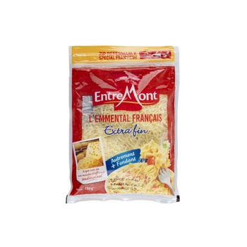 Entremont Emmental Grated Cheese 150g