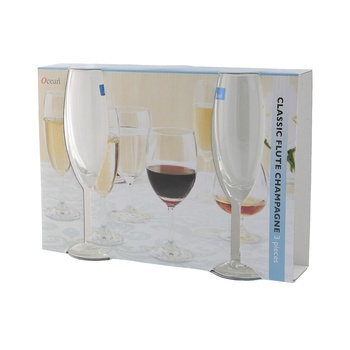 Champagne Ocean Tumbler 3 Pc Set