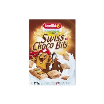 Familia Muesli Swiss Choco Bits 375g