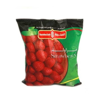 Sunbulah Strawberry Frozen 800g