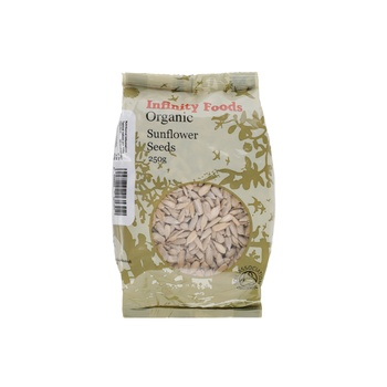 Infinity Foods Org Sunflower Seeds 250g