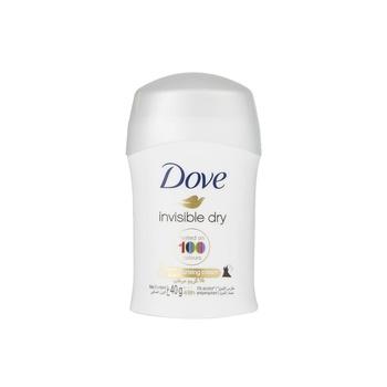 Dove Stick Invisible Dry 40g