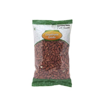 Goodness Foods Red Kidney Beans 500g