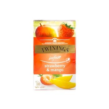 Twinings Infuso Strawberry & Mango 20's