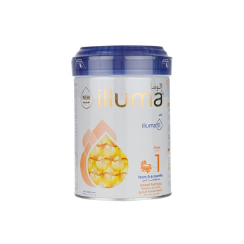Wyeth Nutrition Illuma HMO Stage 1 0 6 Months 850g