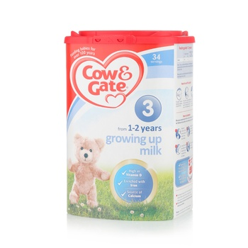 Cow & Gate Growing Up Milk Todlers 1+  900g