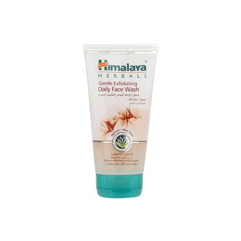 Himalaya Herbal Daily Face Wash All Skin Types Apricot Aloe Vera 150ml