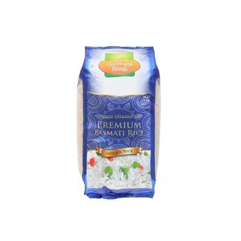 Goodness Foods Premium Basmati Rice 2kg