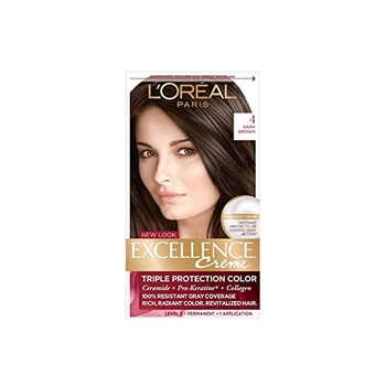 Loreal Excellence Brown 4 Sp