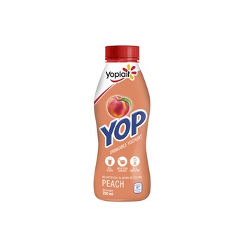 Yoplait Yop Peach Drinking Yoghurt 250 ml