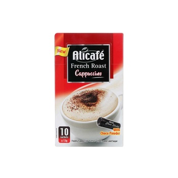 Alicafe French Roast Cappuccino 13G
