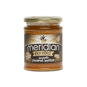 Meridian Rich Roast Peanut Butter Smooth 280g