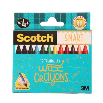 3M Scotch Wax Crayon