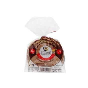 Golden Loaf Lebanese Brown Bread