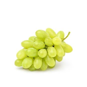 Seedless White Grapes