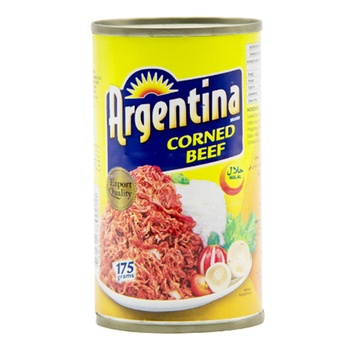 Argentina Corned Beef (Halal) 175g