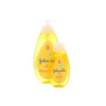 Johnsons Baby Gold Shampoo 500ml + 200ml Free