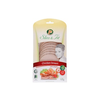 Perutnina Chickev Breast With Pepper 100G