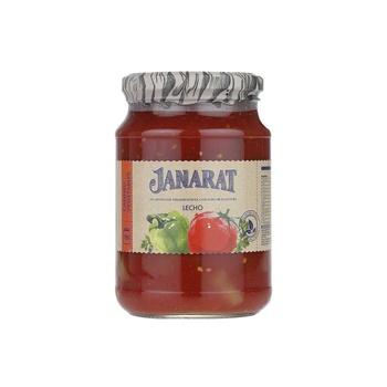Janarat Lecho Spaghetti Sauce 750g