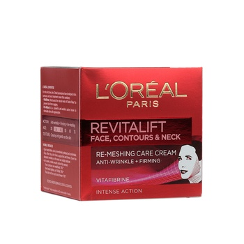 Loreal Dermo Expertise Revitalift Face Neck & Contours 50 ml
