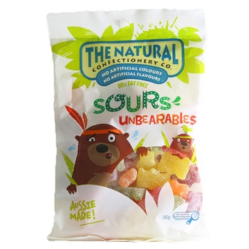 The Natural Jelly Sours Unbearable 180g