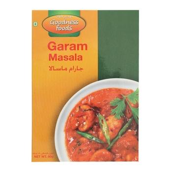 Goodness Foods Garam Masala Cb 80g