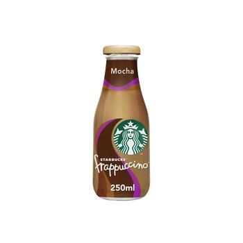 Starbucks Liquid Frappuccino coffee Mocha 250ml