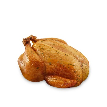 Coocked Roasted Chicken - Full