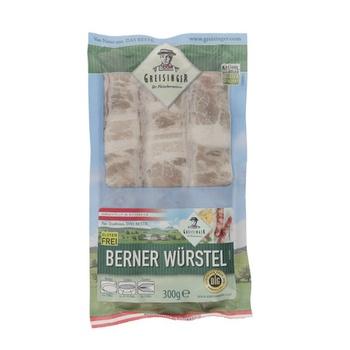 Greisinger Berner Wurstel 300g