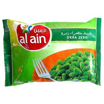 Al Ain Okra Zero 400g