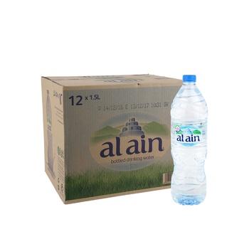 Al Ain Water 12 X 1.5ltr