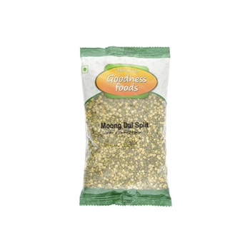Goodness Foods Moong Dal Split Dal 500g