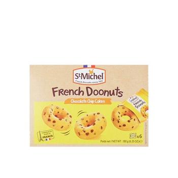 St Mchel French Donut Choco Chip 180g